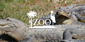 East Texas Zoo & Gator Park