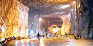 Morton Salt Mine